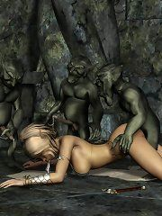 Erotic elf paintings
