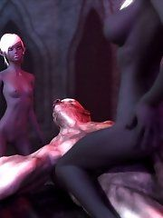 Wow forsaken female naked